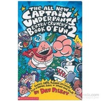 Captain Underpants - Extra Crunchy