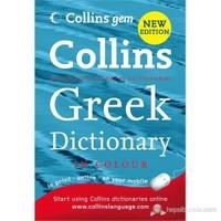 Collins Gem Greek Dictionary