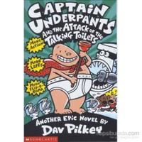 Captain Underpants - Talking Toilets