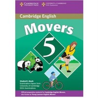 Cambridge Movers 5 (Test Book)