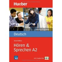 Hueber Hören And Sprechen A2 Mit Cd