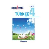 Tudem Yayınları 4 Türkçe Hepsi 1 Arada