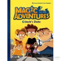 Jack'S Date +Cd (Magic Adventures 1)-Jaehwan Jung