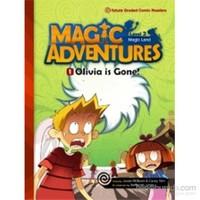 Olivia is Gone! +CD (Magic Adventures 2)