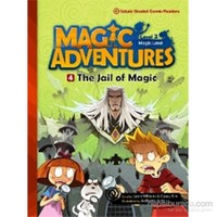 The Jail of Magic +CD (Magic Adventures 2)
