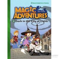Dark İn The City Of Lights +Cd (Magic Adventures 3)-Jaehwan Jung