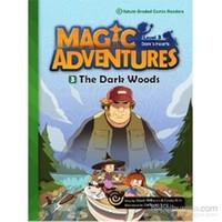 The Dark Woods +CD (Magic Adventures 3)