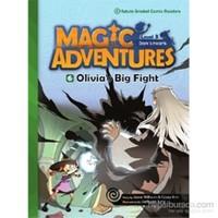 Olivia's Big Fight +CD (Magic Adventures 3)