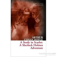 A Study In Scarlet - A Sherlock Holmes Adventure - Collins Classics