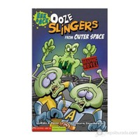Ooze Slingers From Outer Space-Blake A. Hoena