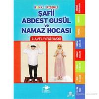 Şafii Abdest Gusül Ve Namaz Hocası (Cep Boy)-Kolektif
