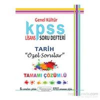 X Yayıncılık 2015 Kpss Genel Kültür Tarih Tamamı Çözümlü Soru Defteri-Kolektif