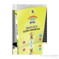 Sözün Özü Yayınları 5.Sınıf İngilizce 5G Soru Bankası