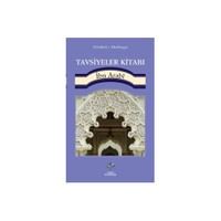 Tavsiyeler Kitabı-Muhyiddin İbn Arabi