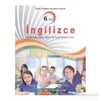 Palme 6. Sınıf İngilizce Konu Anlatımlı Ders ve Alıştırma Kitabı
