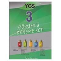 Palme Ygs 3 Çözümlü Deneme Seti