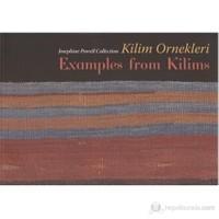 Examples from Kilims: Kilim Örnekleri - Josephine Powell Collection