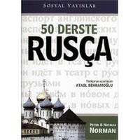 50 Derste Rusça (CD'li)