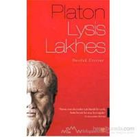 Lysis Lakhes-Platon (Eflatun)