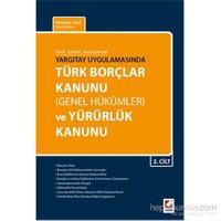 Türk Borçlar Kanunu (Genel Hükümler) ve Yürürlük Kanunu (2 Cilt)