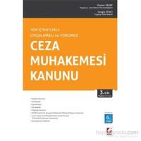 Ceza Muhakemesi Kanunu (3 Cilt)