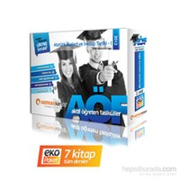 Uzman Kariyer 9345 - AÖF 2. Sınıf Sağlık Kurumları İşletmeciliği - Güz Dönemi - Tüm Dersler | EKO PAKET