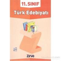 Zirve 11. Sınıf Türk Edebiyatı Konu Anlatımlı
