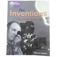 Pearson Yayınları The İnventions Of Thomas Edison Level 5