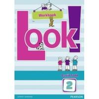 Pearson Yayınları Look 2 Workbook