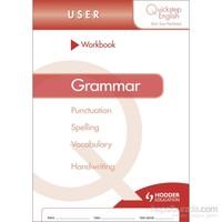 Farbe Yayınları Quick Step English User Stage Grammar