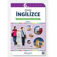 Bilfenilköğretim 6. Sınıf İngilizce Konu Anlatımlı Bilfen Yayınları