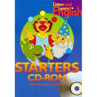 Listen And Learn English Starters Cd-Rom