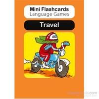 Mini Flashcards Language Games: Travel (Pack Of 40 Flashcards)-Susan Thomas