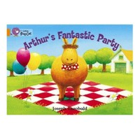 Arthur'S Fantastic Party (Big Cat-6 Orange)