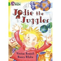 Jodie The Juggler (Big Cat-5 Green)
