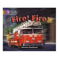 Fire Fire (Big Cat-6 Orange)