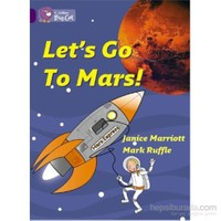 Let's Go To Mars (Big Cat-8 Purple)