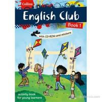 Collins English Club 1 +Stickers +CD