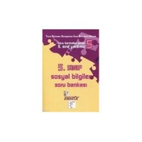 Karekök Yayınları 5. Sınıf Sosyal Bilgiler Soru Bankası