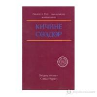 Küçük Sözler (Kırgızca)