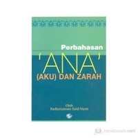 Perbahasan Ana (Aku) Dan Zarah (Malayca)