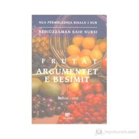 Frutat Argumentet E Besimit (Arnavutça)