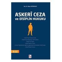 Askeri Ceza Ve Disiplin Hukuku