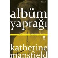 Albüm Yaprağı-Katherine Mansfield