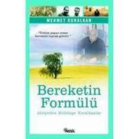 Bereketin Formülü - Mehmet Kuralkan