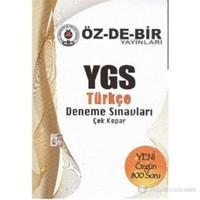Özdebir YGS Türkçe Çek-Kopar Deneme Sınavları