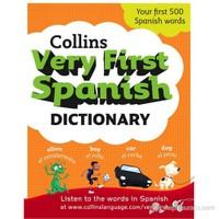 Collins Very First Spanish Dictionary-Kolektif