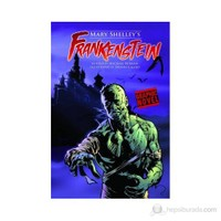Frankenstein (Graphic Novel)-Mary Shelley