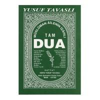 Tam Dua (II.Hamur) (Ciltsiz) - Yusuf Tavaslı