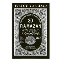 30 Ramazan Vaazı